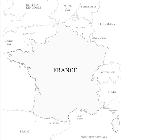 france and its neighbors